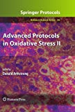 img - for Advanced Protocols in Oxidative Stress II (Methods in Molecular Biology) book / textbook / text book