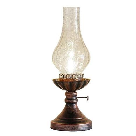 Retro Vintage Kerosene Lamp Creative Lamp Antique Lamp