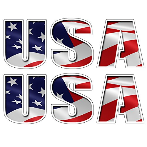 usa window decals - 3