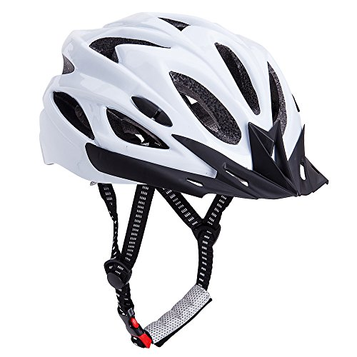 Bormart Adult Cycling Bike Helmet,Lightweight Adjustable Bicycle Helmet Specialized for Men Women Mountain Bicycle Road Safety Protection