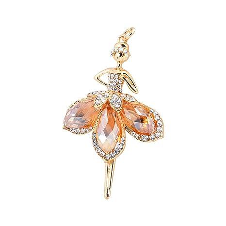 Doitsa 1 x Llavero Colgante Diseño De Bailarina Noble Mignon ...