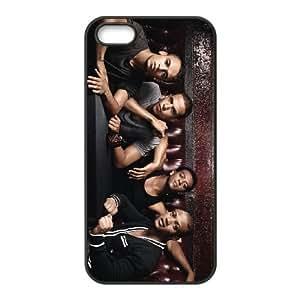 iPhone 5 5s Cell Phone Case Black Boy band SLI_610142