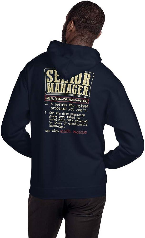 meken Senior Manager Dictionary Term