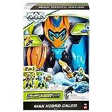 Mattel CDX39 - Hydro Heat Max Sammelfiguren
