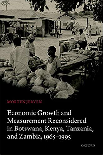 image for Economic Growth and Measurement Reconsidered in Botswana, Kenya, Tanzania, and Zambia, 1965-1995