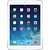 Apple iPad Air A1474 (32 GB, Wi-Fi, White with Silver) (Certified Refurbished)
