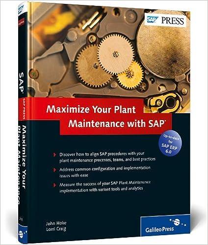 Максимизируйте обслуживание вашего завода с SAP