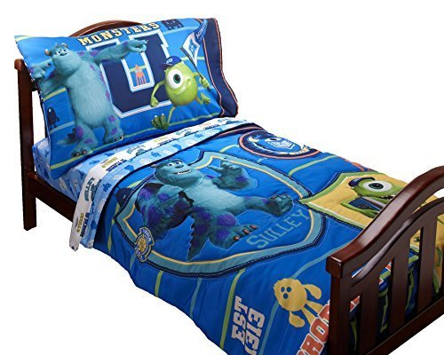 monster inc baby sheets - 7