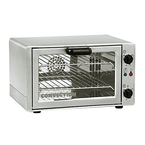 Equipex (FC-26/1) 19 inch Quarter-Size Electric Convection Oven