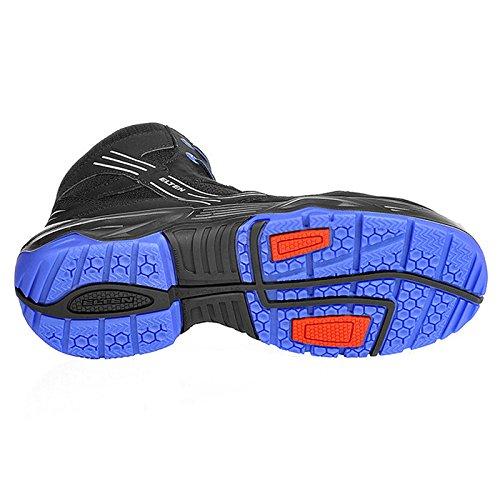 Elten 2060697 - 76733-36 mediados ambición azul s1 calzado de seguridad, multicolor,