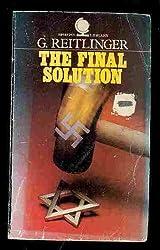 gerald reitlinger the final solution