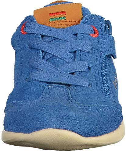 Lightbleu Kickers Mixte Baskets BB Bébé 18 667CqvwX