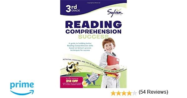 Workbook free high school reading comprehension worksheets : Amazon.com: 3rd Grade Reading Comprehension Success: Activities ...