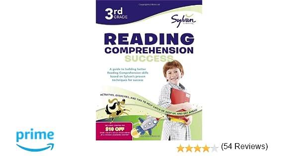Workbook 2nd grade spelling worksheets : Amazon.com: 3rd Grade Reading Comprehension Success: Activities ...