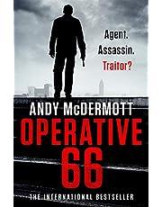 Operative 66: the explosive new thriller from the international bestseller