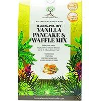 Natural Evolution Baking Pre-Mix Vanilla Pancake and Waffle Mix, 389 g