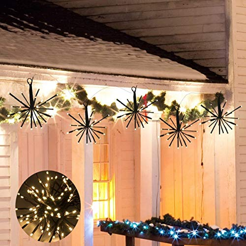 eecoo LED Bouquet Lights, 8 Modes Dimmable Hang...
