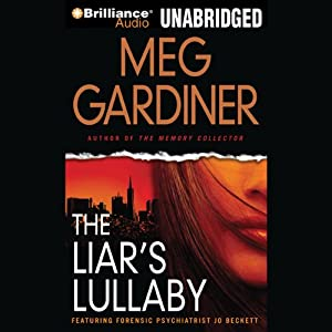 The Liar's Lullaby Audiobook