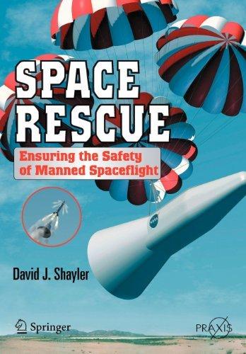 Space Rescue: Ensuring the Safety of Manned Spacecraft (Springer Praxis Books) por Shayler David