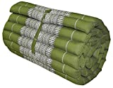 Noinoi@roll up Thai Mattress Kapok (small, Green)