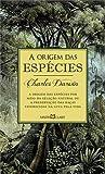 capa de A Origem das Espécies - Série Ouro
