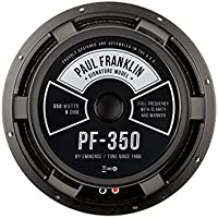 Eminence Signature Series PF-350 Paul Franklin 12 Guitar Speaker, 350 Watts at 8 Ohms