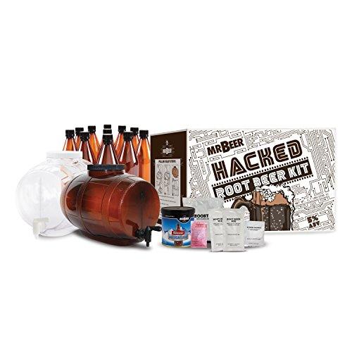 Mr. Beer Hacked RootBeer Kit