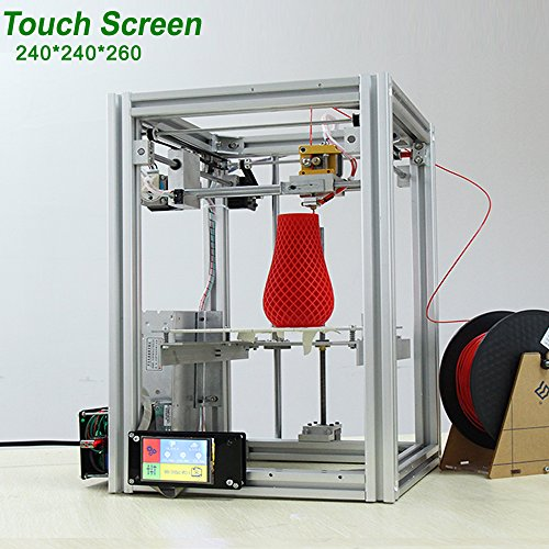 KOSSEL Touch Screen S5 - 240x240x260 mm / 14.976cm3