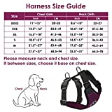 Lukovee Dog Safety Vest Harness with