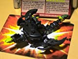 Bakugan Wave 4 GI Black Darkus Phantom Dharak (SEALED) with DNA
