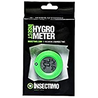 INSECTIMO Hygrometer, Green
