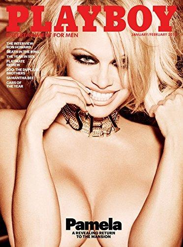 Playboy Magazine, January/February, 2016