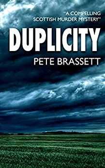 DUPLICITY compelling Scottish murder mystery ebook product image