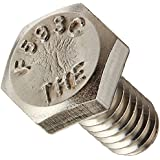 The Hillman Group 831502 1/4-20 x 1/2-Inch Stainless Steel Hex Cap Screw, 100-Pack