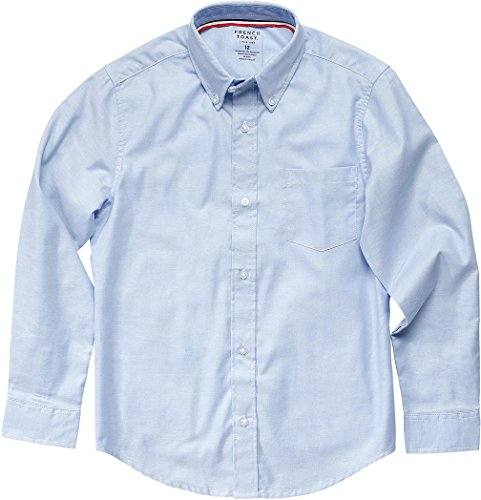 French Blue Oxford - 1