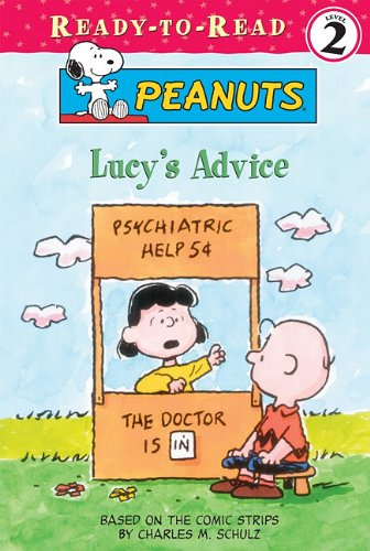 Lucy's Advice (Peanuts Ready-to-reads)]()