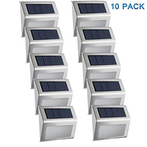 Outdoor Led Deck Lights 10 Pack