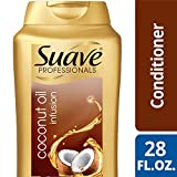 Suave Professionals Coconut Oil Infusion Damage Repair Conditioner 28 Fl Oz (Pack of 1)