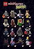 Sealed LEGO 71010 Box/case of 60 Minifigures Series 14