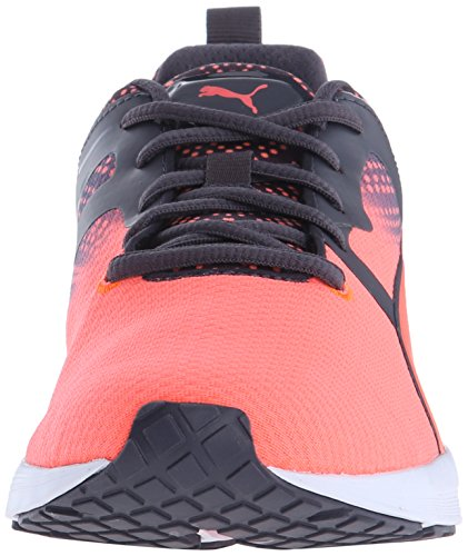 889178805378 - PUMA Women's Pulse XT Graphic 2 Running Sneaker, Fluorescent Peach/Periscope, 9 B US carousel main 3