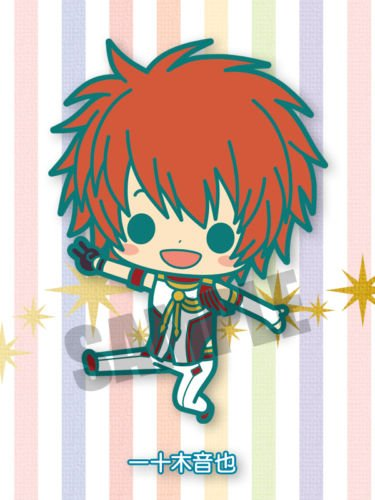 RARE Uta no Prince sama Maji Love 2000% Strap Key Chain Otoya Ittoki