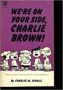We're on Your Side, Charlie Brown! (Coronet Books) by Charles M. Schulz (1969-11-01)