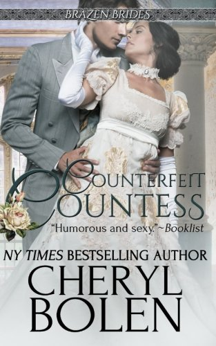 book cover of The Counterfeit Countess