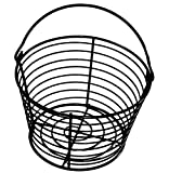 RITE FARM PRODUCTS 8'' WIRE BASKET 36 EGG 3 DOZEN CAPACITY CHICKEN POULTRY DUCK