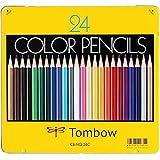 トンボ鉛筆 色鉛筆 24色