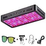 BESTVA 1500W LED Grow Light Full Spectrum Grow Lamp with IR&UV for Greenhouse