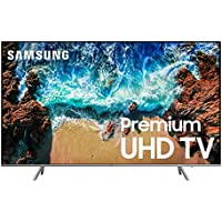 Deals on Samsung UN82NU8000FXZA 82-inch NU8000 4K UHD TV