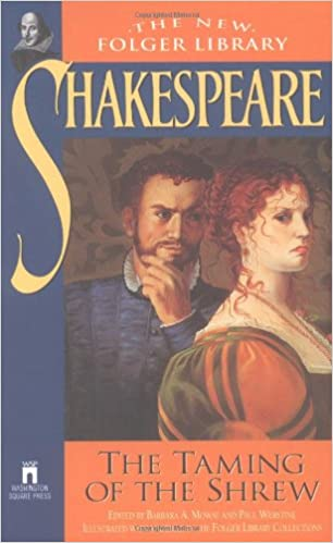 Image result for taming of the shrew book