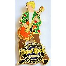 2002 Grand Opening Guitar Player Hard Rock Casino London United Kingdom