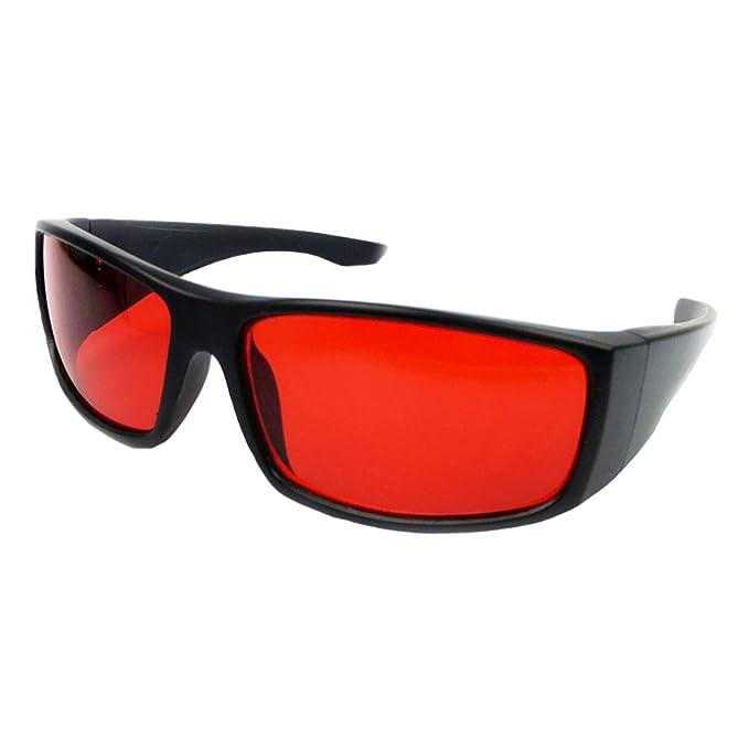 Color Blind Glasses Daltonismo Gafas correctoras verde rojo Gafas ...